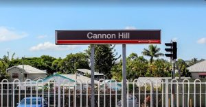 Cannon Hill Station